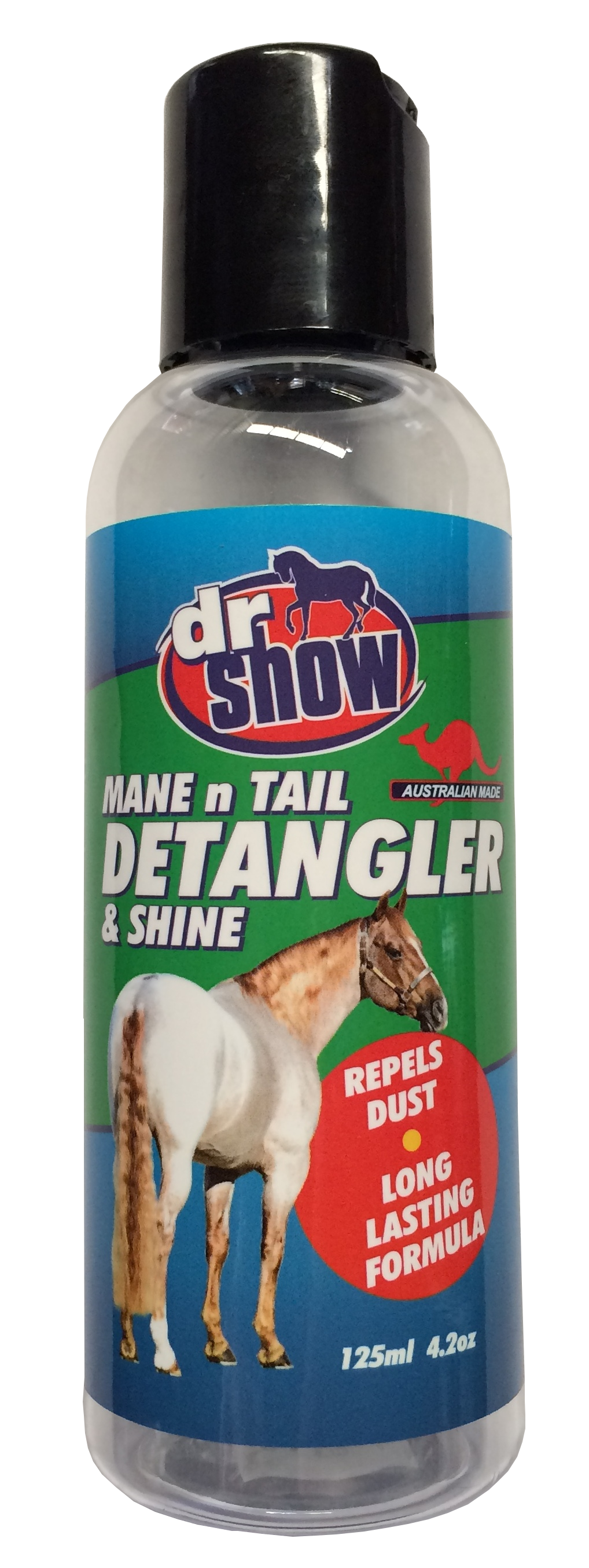 Tail Detangler and Shine Dr Show